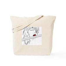 Flute - White Tote Bag