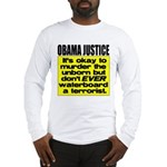 Obama Justice Long Sleeve T-Shirt