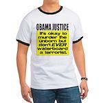 Obama Justice Ringer T