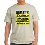 Obama Justice Light T-Shirt