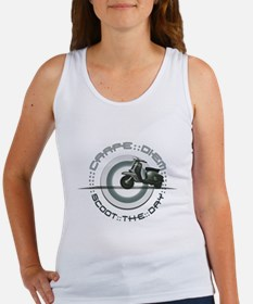 'Scoot the Day' Women's Tank Top