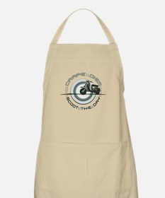 'Scoot the Day' BBQ Apron
