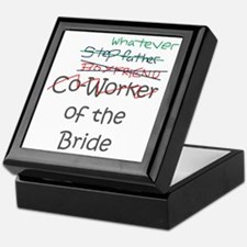 Whatever of the Bride Keepsake Box