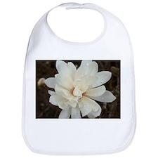 White Flower Bib
