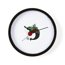 Unique Submariners Wall Clock