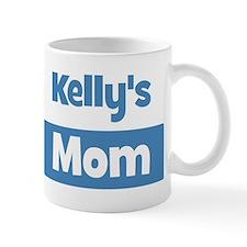 Kellys Mom Small Mug