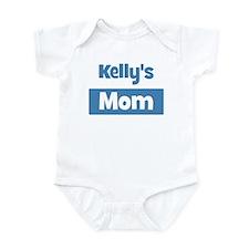 Kellys Mom Onesie