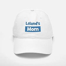 Lelands Mom Baseball Baseball Cap