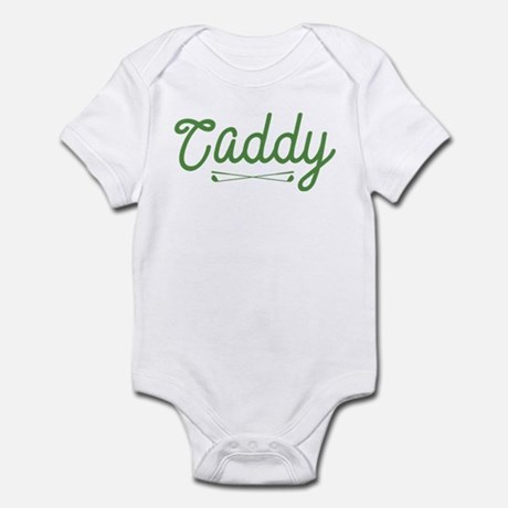 Caddy Infant Bodysuit