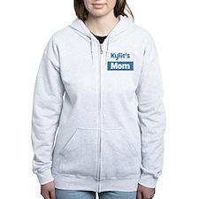 Kylies Mom Zipped Hoody