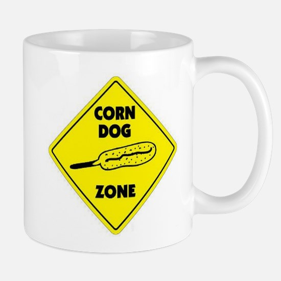 Corn Dog Zone Mug