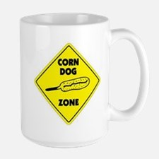 Corn Dog Zone Mug