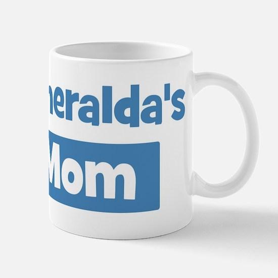 Esmeraldas Mom Mug