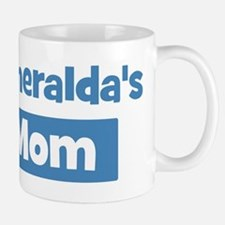 Esmeraldas Mom Small Small Mug