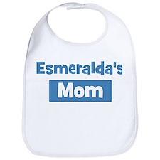 Esmeraldas Mom Bib