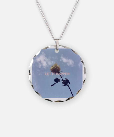 Funny Let freedom Necklace