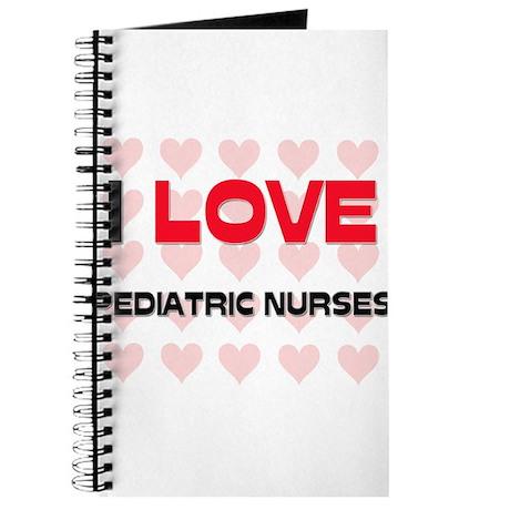 I LOVE PEDIATRIC NURSES Journal