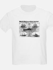 1908 Navy Recruiting T-Shirt