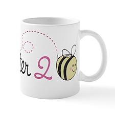 Big Sister to Bee Mug