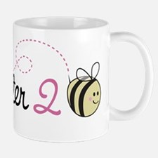 Big Sister to Bee Mug