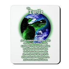 """The Turtle"" Mousepad"
