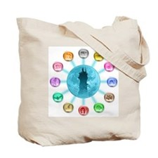 """""""The Turtle"""" Tote Bag"""