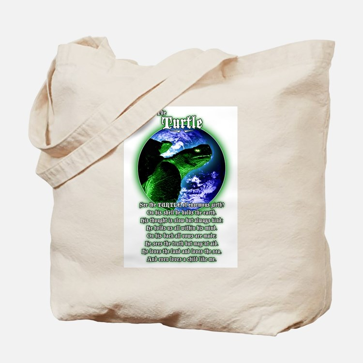 """The Turtle"" Tote Bag"