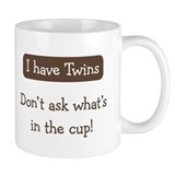 Twins Small Mugs (11 oz)