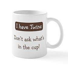 Have Twins - Coffee Small Mug