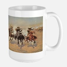Vintage Cowboy Mug