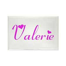 Valerie Rectangle Magnet