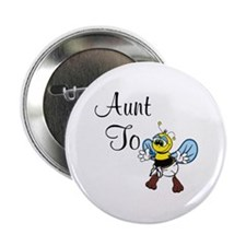 Aunt To Bee Button