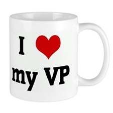 I Love my VP Mug