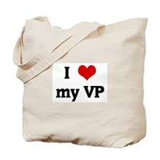 I Love my VP Tote Bag