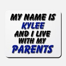 my name is kylee and I live with my parents Mousep