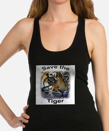 Cute Princeton tiger Racerback Tank Top