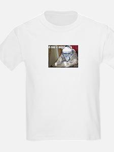 Unique Hockey cat T-Shirt