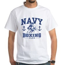 Navy Boxing Shirt