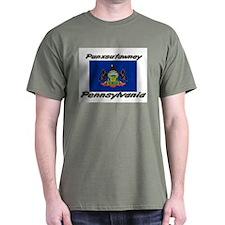 Punxsutawney Pennsylvania T-Shirt