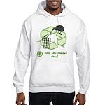 Keep New Zealand Clean Hooded Sweatshirt