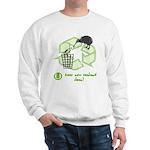 Keep New Zealand Clean Sweatshirt