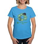 Keep New Zealand Clean Women's Dark T-Shirt