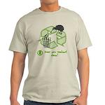 Keep New Zealand Clean Light T-Shirt