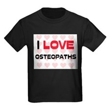 I LOVE OSTEOPATHS T