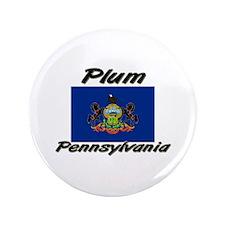 """Plum Pennsylvania 3.5"""" Button"""