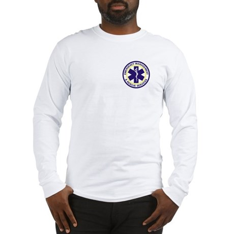 EMT Two Sided Long Sleeve T-Shirt