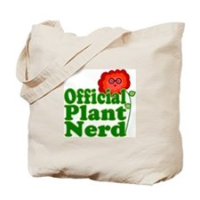 Plant Nerd Tote Bag