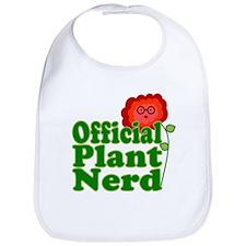 Plant Nerd Bib