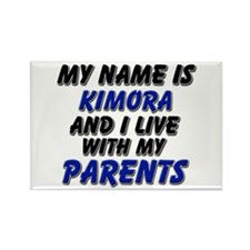 my name is kimora and I live with my parents Recta