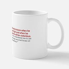 Sun Tzu Art Of War-Victorious Mugs